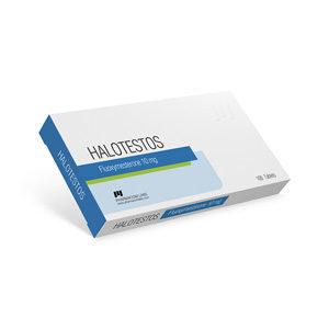 Halotestos 10 - kopen Fluoxymesterone (Halotestin) in de online winkel | Prijs