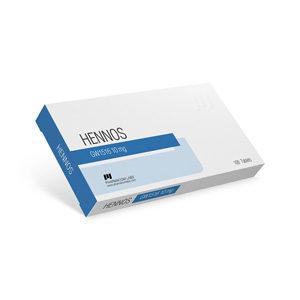 Hennos 10 - kopen GW1516 in de online winkel | Prijs