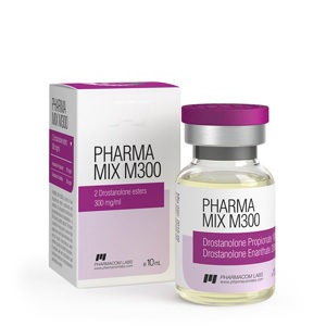 Pharma Mix M - kopen Drostanolone Propionate