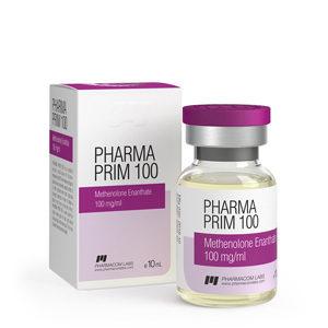 Pharma Prim 100 - kopen Methenolone enanthate (Primobolan-depot) in de online winkel | Prijs