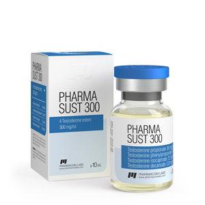 Pharma Sust 300 - kopen Sustanon 250 (testosteronmix) in de online winkel | Prijs
