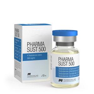 Pharma Sust 500 - kopen Sustanon 250 (testosteronmix) in de online winkel | Prijs