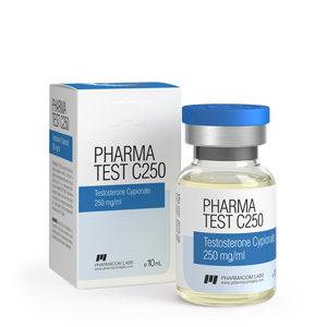 Pharma Test C250 - kopen Testosteron cypionate in de online winkel | Prijs