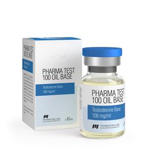 Pharma Test Oil Base 100 - kopen Testosteron Base in de online winkel | Prijs