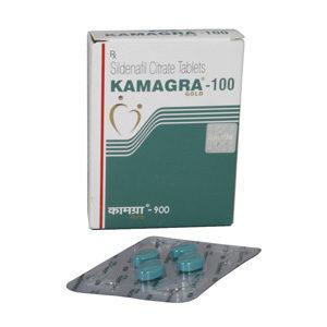 Kamagra Gold 100 - kopen Sildenafil Citraat in de online winkel | Prijs