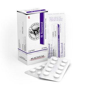 Magnum Anastrol - kopen Anastrozole in de online winkel | Prijs