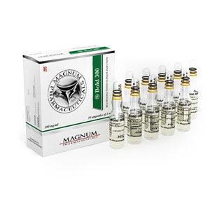 Magnum Bold 300 - kopen Boldenone undecylenate (Equipose) in de online winkel | Prijs