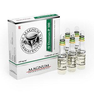 Magnum Drostan-P 100 - kopen Drostanolonpropionaat (Masteron) in de online winkel | Prijs