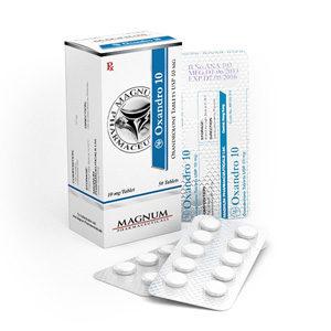 Magnum Oxandro 10 - kopen Oxandrolon (Anavar) in de online winkel | Prijs