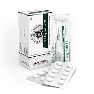 Magnum Oxymeth 50 - kopen Oxymetholone (Anadrol) in de online winkel | Prijs