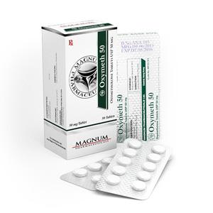 Magnum Oxymeth 50 - kopen Oxymetholone (Anadrol) in de online winkel   Prijs