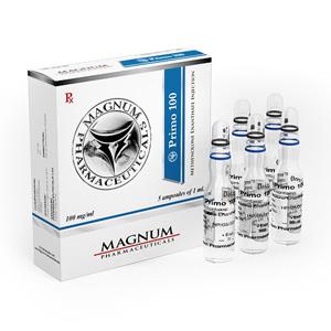 Magnum Primo 100 - kopen Methenolone enanthate (Primobolan-depot) in de online winkel | Prijs