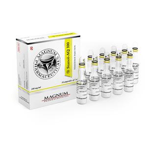 Magnum Stanol-AQ 100 - kopen Stanozolol-injectie (Winstrol-depot) in de online winkel | Prijs