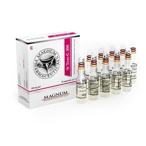 Magnum Test-C 300 - kopen Testosteron cypionate in de online winkel | Prijs