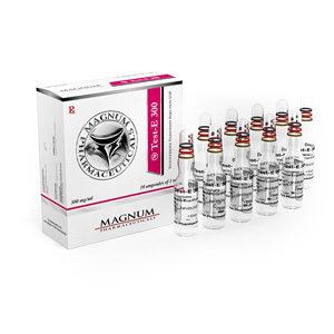 Magnum Test-E 300 - kopen Testosteron enanthate in de online winkel | Prijs
