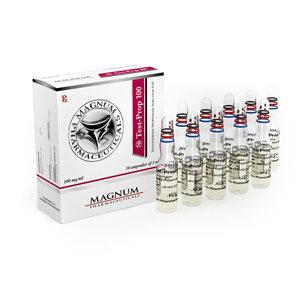 Magnum Test-Prop 100 - kopen Testosteron propionaat in de online winkel | Prijs
