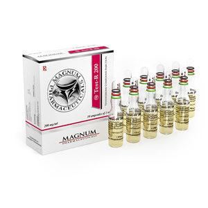 Magnum Test-R 200 - kopen Sustanon 250 (testosteronmix) in de online winkel | Prijs