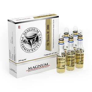Magnum Tren-E 200 - kopen Trenbolone enanthate in de online winkel   Prijs