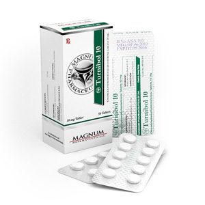 Magnum Turnibol 10 - kopen Turinabol (4-Chlorodehydromethyltestosterone) in de online winkel | Prijs