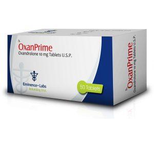 Oxanprime - kopen Oxandrolon (Anavar) in de online winkel | Prijs