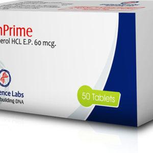 Klenprime 60 - kopen Clenbuterol hydrochloride (Clen) in de online winkel | Prijs