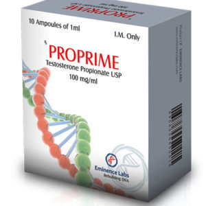 Proprime - kopen Testosteron propionaat in de online winkel | Prijs