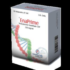 Enaprime - kopen Testosteron enanthate in de online winkel | Prijs