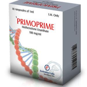 Primoprime - kopen Methenolonacetaat (Primobolan) in de online winkel | Prijs