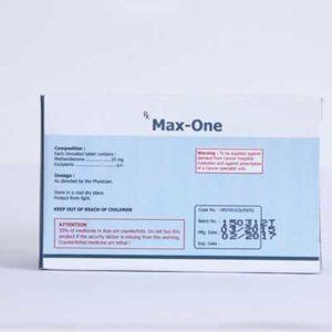 Max-One - kopen Methandienone oraal (Dianabol) in de online winkel | Prijs