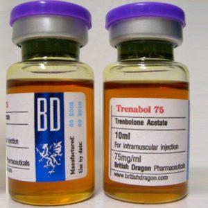 Trenbolone-75 - kopen Trenbolonacetaat in de online winkel | Prijs
