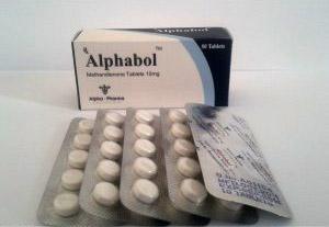 Alphabol - kopen Methandienone oraal (Dianabol) in de online winkel | Prijs
