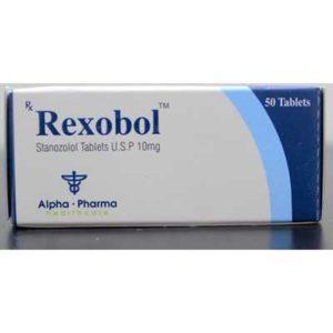Rexobol-10 - kopen Stanozolol oraal (Winstrol) in de online winkel | Prijs