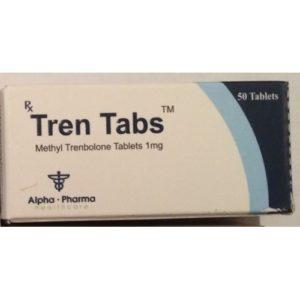 Tren Tabs - kopen Methyltrienolone (Methyl trenbolone) in de online winkel | Prijs