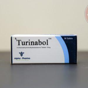 Turinabol 10 - kopen Turinabol (4-Chlorodehydromethyltestosterone) in de online winkel | Prijs