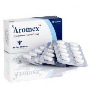 Aromex - kopen Exemestane (Aromasin) in de online winkel | Prijs
