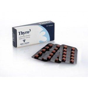 Thyro3 - kopen Liothyronine (T3) in de online winkel | Prijs