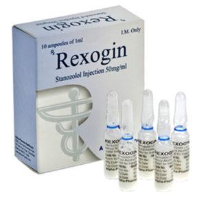 Rexogin - kopen Stanozolol-injectie (Winstrol-depot) in de online winkel | Prijs