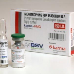 HMG 150IU (Humog 150) - kopen Menselijk groeihormoon (HGH) in de online winkel | Prijs
