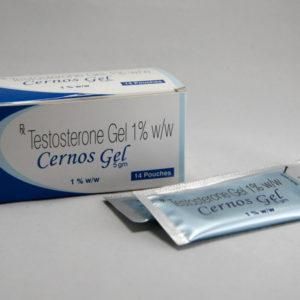 Cernos Gel (Testogel) - kopen Testosteron-supplementen in de online winkel | Prijs