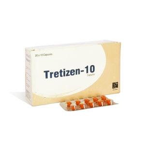 Tretizen 10 - kopen Isotretinoïne (Accutane) in de online winkel | Prijs