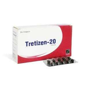 Tretizen 20 - kopen Isotretinoïne (Accutane) in de online winkel | Prijs