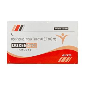 Doxee - kopen Doxycycline in de online winkel | Prijs