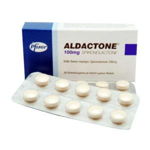 Aldactone - kopen Aldactone (Spironolactone) in de online winkel | Prijs