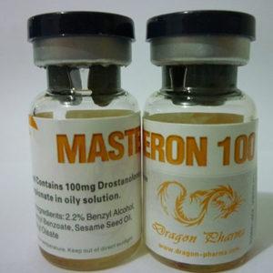 Masteron 100 - kopen Drostanolonpropionaat (Masteron) in de online winkel | Prijs
