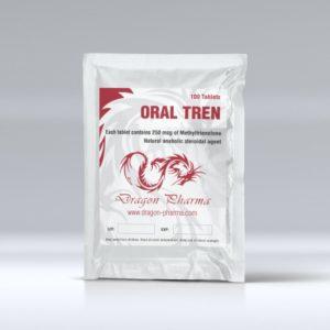 Oral Tren - kopen Methyltrienolone (Methyl trenbolone) in de online winkel | Prijs
