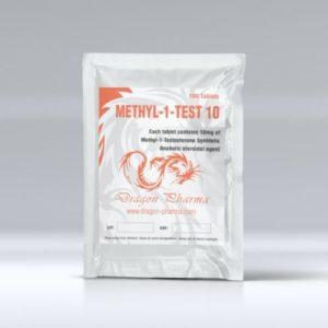 Methyl-1-Test 10 - kopen Methyldihydroboldenone in de online winkel | Prijs