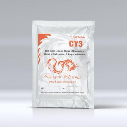 CY3 - kopen Clenbuterol hydrochloride (Clen)